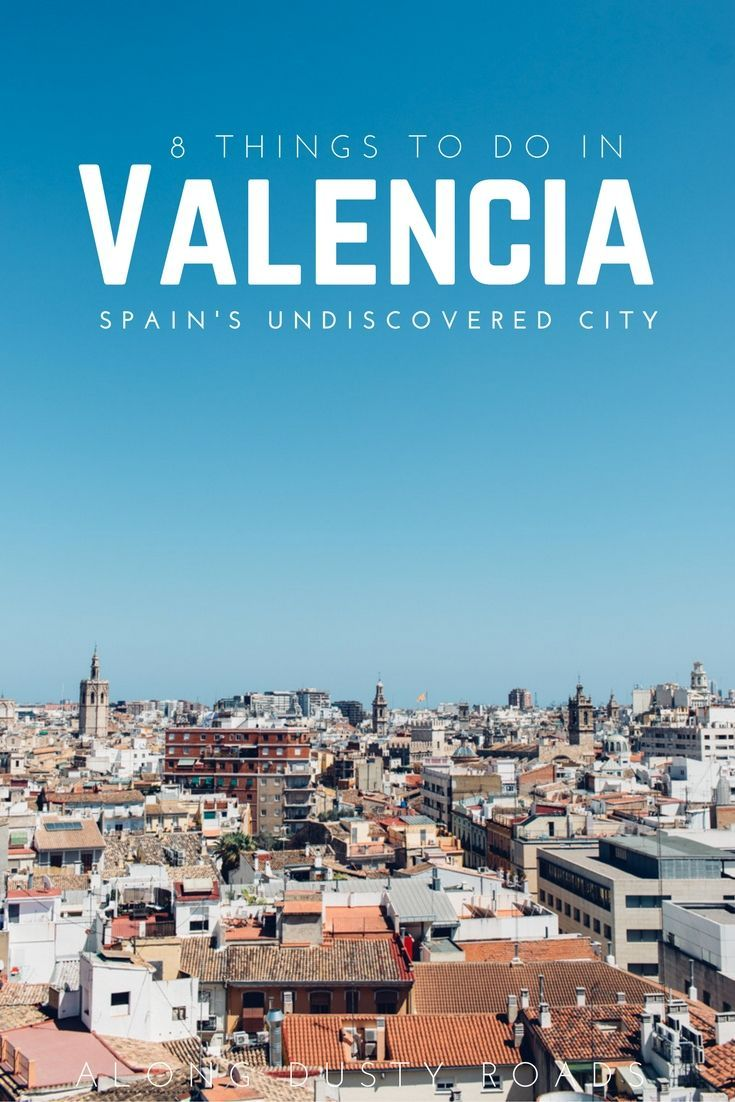Valencia is so often Spain's forgotten destination - and yet it's one of our favourite places! Find out our favourite things to do in this diverse city!