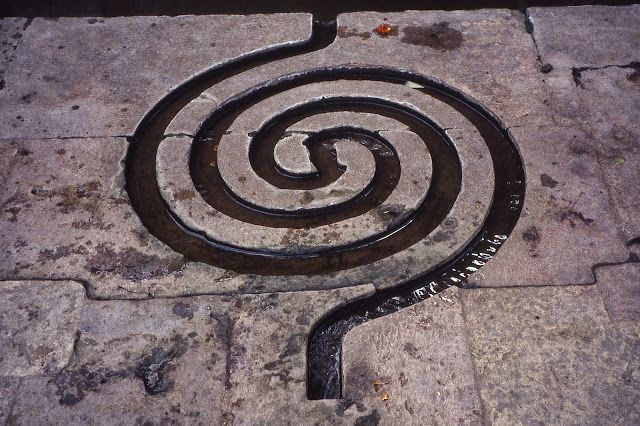 1000+ images about labyrinth, garden on Pinterest