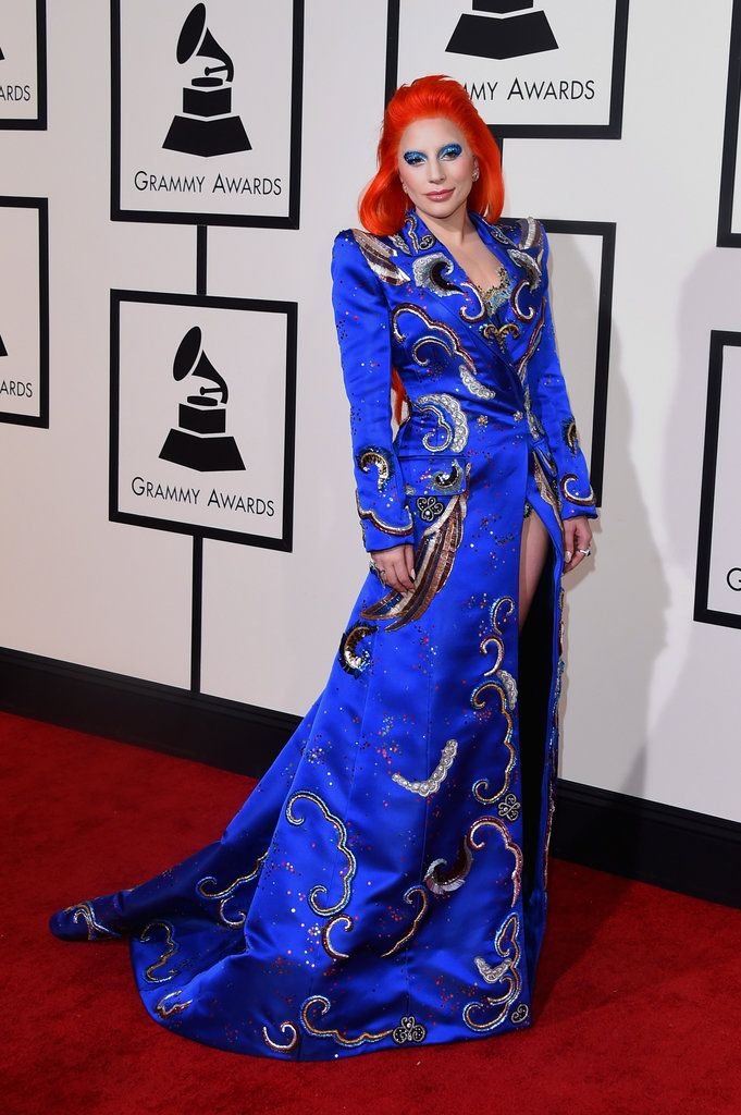 The looks — and the stars who wore them — from the music industry's big night.
