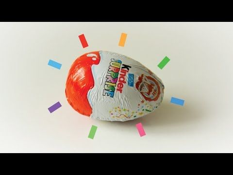 PLAY N LEARN — Learn to count with this fun surprise egg video....