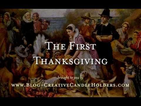 Gather the children for a Thanksgiving video of the Story of Thanksgiving. If your searching for Thanksgiving prayers or a Thanksgiving poem this should serve you well. It's a reasonable rendition of the Pilgrim and Indian Thanksgiving history.