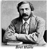 Bret Harte, b. 25 Aug 1839