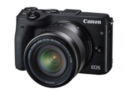 Canon EOS M3 (Siyah) #canon #m3 #canonEOSm3 #siyah #EOSM3 #aynasızFotoğrafMakinesi #aynasız #fotoğrafMakineleri 2 Yıl #resmiDistribütör #garantili olarak #markafoto 'da www.markafoto.com %100 Güvenli Alışveriş