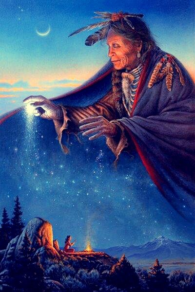 <3Blessings of the Great Spirit<3