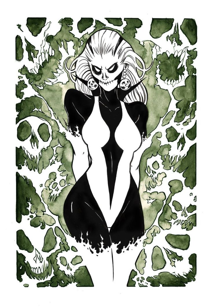 Silver Banshee by robthesentinel
