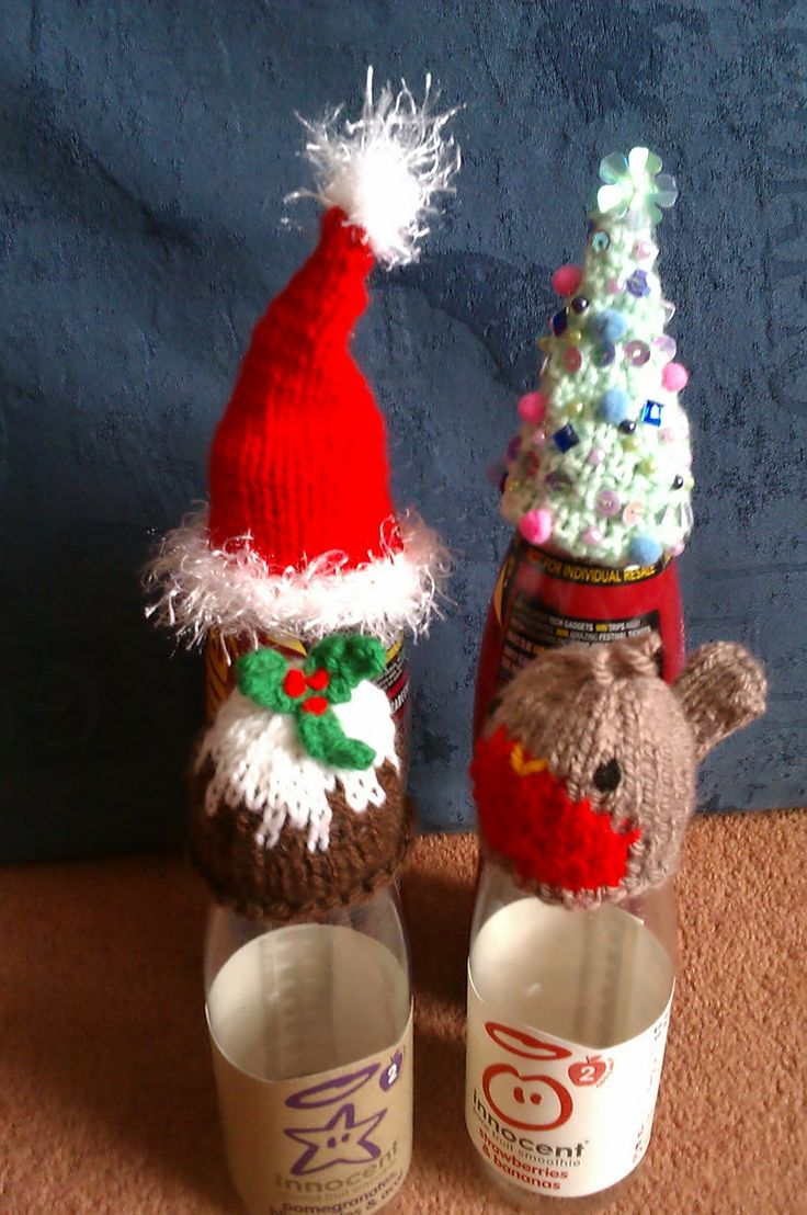 98 Best Images About Big Knit Caps On Pinterest Bottle
