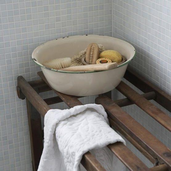 wash bowl for sauna