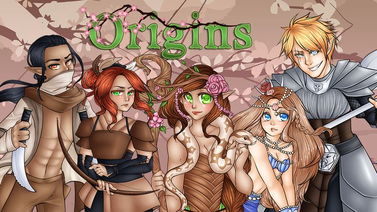 Origins: Virtual Pets, Fae Avatars & BBQ project video thumbnail