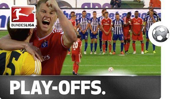 Piękny mecz o utrzymanie w Lidze Niemieckiej • Karlsruher SC vs Hamburger SV czyli dramatyczna walka o Bundesligę • Zobacz film >>