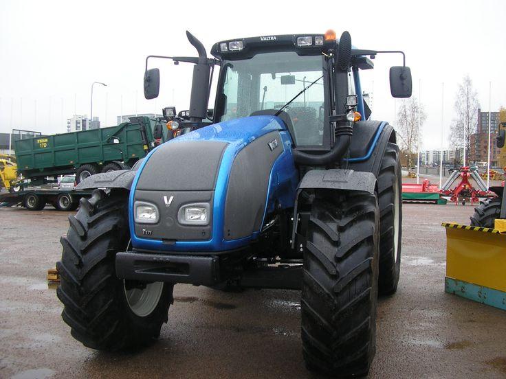 valtra tractors | Description Valtra T171 tractor.jpg