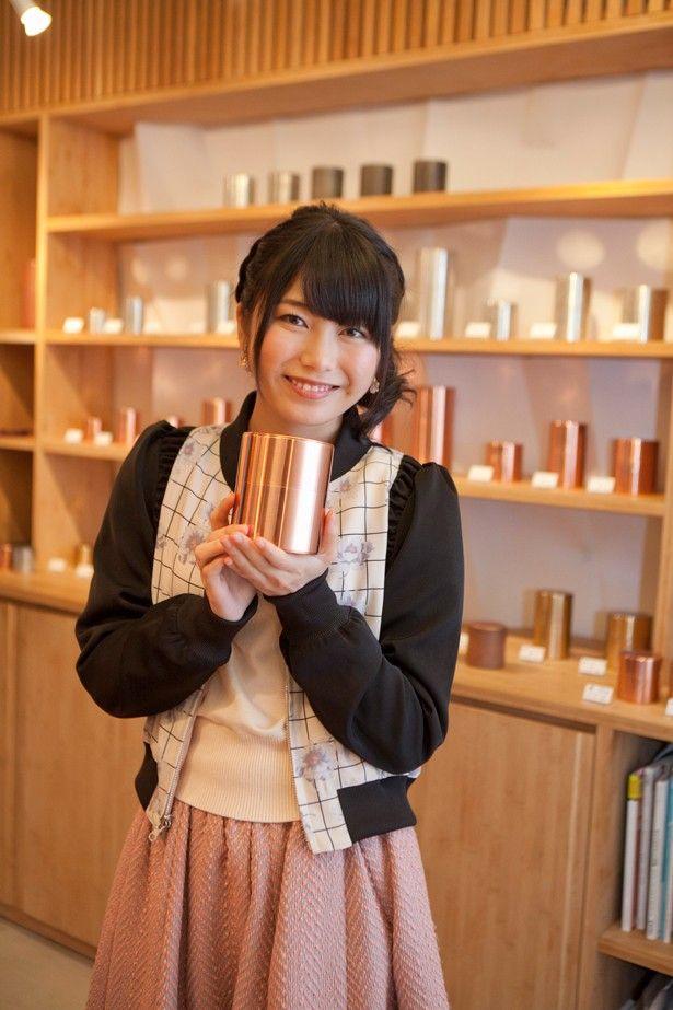Yui Yokoyama @ 開化堂 AKB48の横山由依ちゃんが京都の街を巡る「京都いろどり旅」第2回に注目!