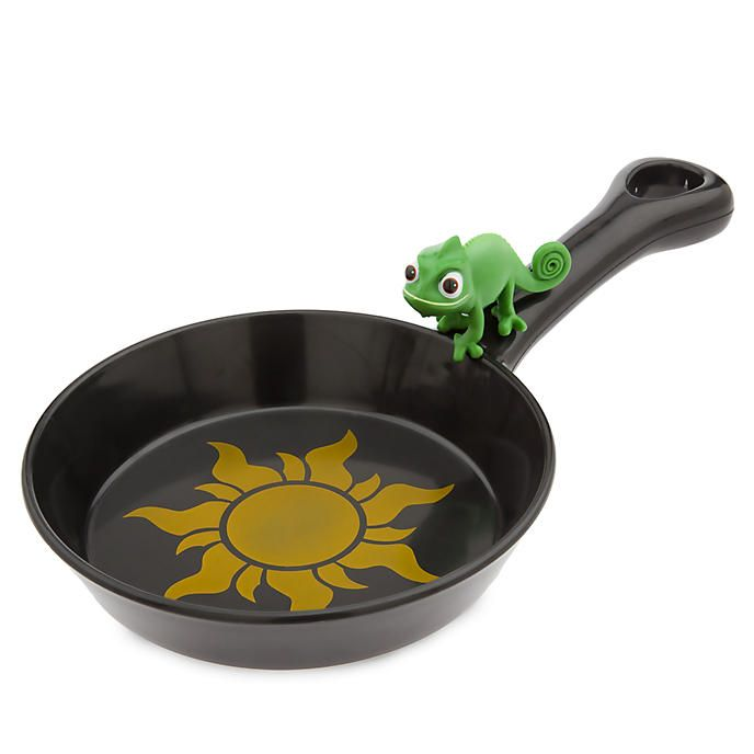 Disney Store Rapunzel S Frying Pan Toy Tangled Frying Pan Rapunzel Disney Rapunzel