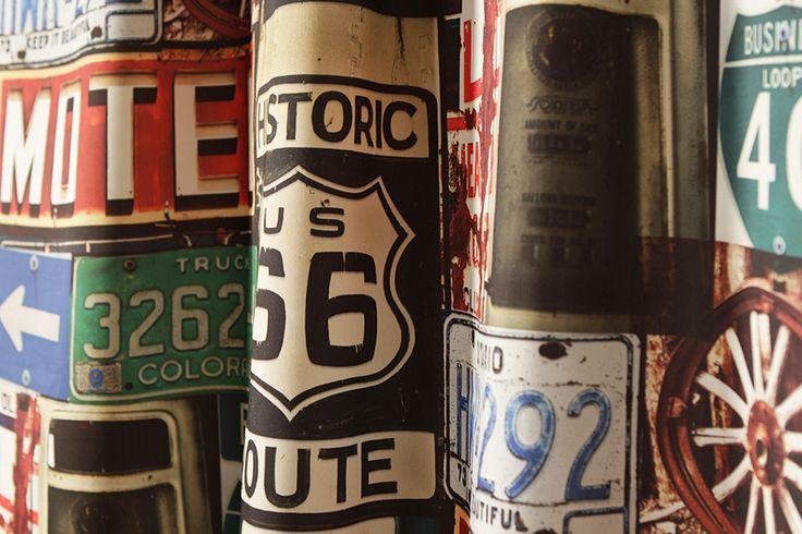 Route 66 / Eurokangas