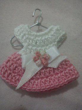 Tutorial: recuerdos de baby shower a crochet   Blog de BabyCenter