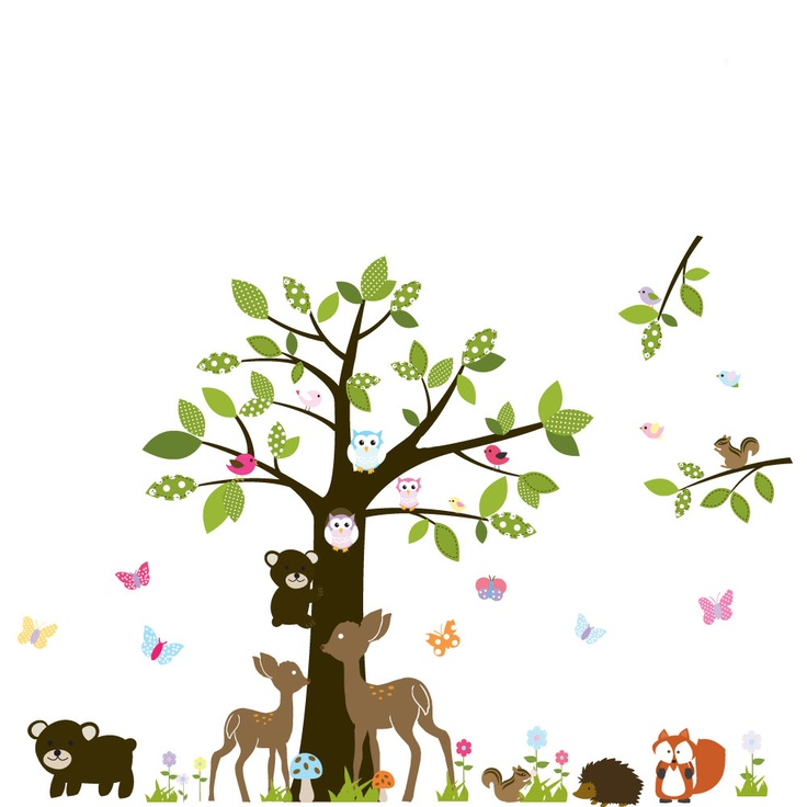 Best Baby Nursery Ideas Images On Pinterest Nursery Ideas - Custom vinyl wall decals deer