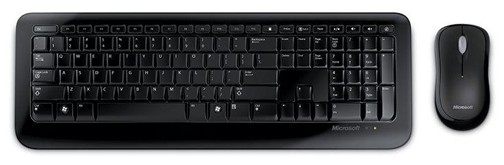 [CATALOGUE PRINTEMPS 2015] Wireless Desktop 800: L'ensemble clavier-souris sans fil à petit prix. Souris optique Haute Définition.  Connexion sans fil via nano-récepteur unique enfichable sous la souris. Design compact. Touches média - Résistant aux éclaboussures. Réf. 2LF-00005. http://www.exertisbanquemagnetique.fr/info-marque/Microsoft/442 #Microsoft #Clavier #Ordinateur