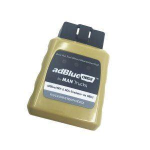 adBlueOBD2 emulator is a Plug & Drive Ready device to mulate working adBlue systems and NOx sensors on trucks, Here you can choose one type of AdblueOBD2 for MAN trucks, IVECO trucks, Benz trucks or FORD trucks.