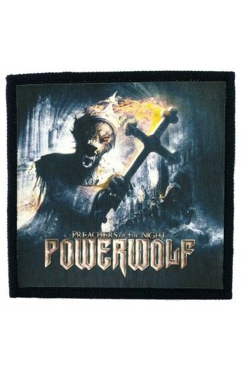POWERWOLF - Preachers Of The Night (toppa piccola) € 3,99  http://www.eraskor.com/it/toppe-band/552-powerwolf-preachers-of-the-night-toppa-piccola.html?search_query=powerwolf&results=4    - misure: (larghezza 10 cent. - altezza 10 cent.) - tessuto: feltro  - Fabbricazione: Italia - Tecnica di stampa: stampa su tessuto  ModelliRock BrandMP Service ToppeDa cucire BandPowerwolf  #powerwolf #powerwolfpowermetal #powerwolfpreachersofthenight #powerwolftoppa #powerwolfpatch #eraskorstore
