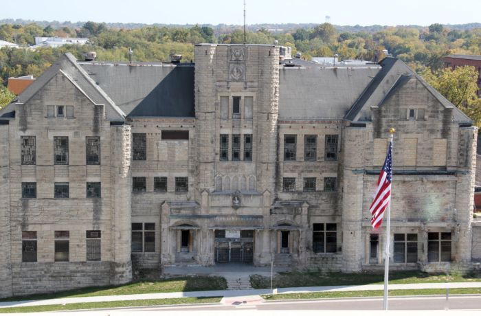 The Missouri State Penitentiary opened in 1836 and at one point was nicknamed the bloodiest 47 acres in America.