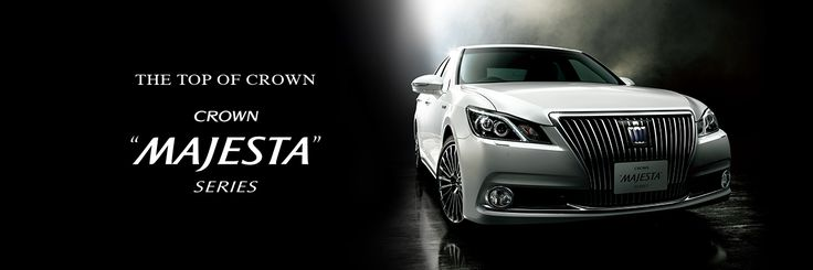 THE TOP OF CROWN  CROWN MAJESTA SERIES