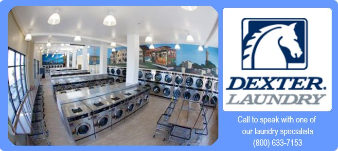 Coin-Op Laundry Equipment - Western State Design
