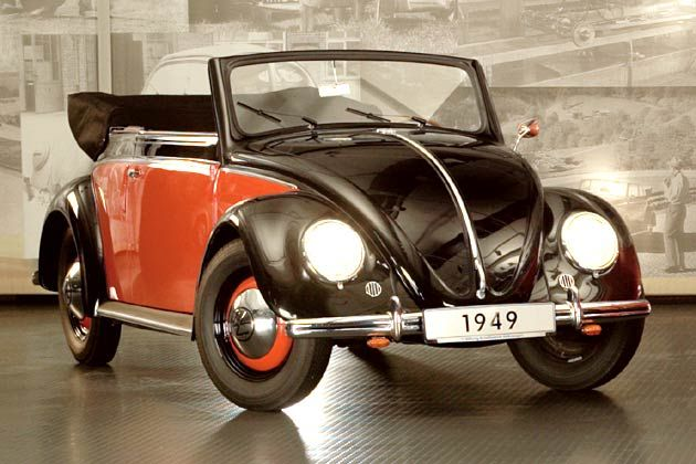 Toplist: The coolest VW Beetle ever on Ratewall.com