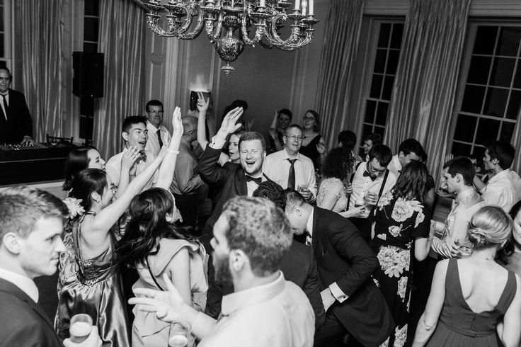 Dance floor game always strong at Graydon Hall Manor!  Photo by Elizabethinlove