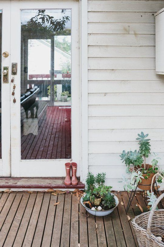 my scandinavian home: A super relaxed, boho cottage in Australia