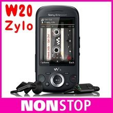 w20i Original Sony Ericsson Zylo W20 JAVA Bluetooth 3.15MP Unlocked Mobile Phone.