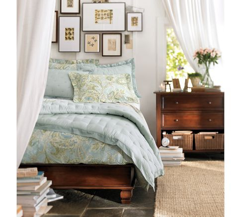 sienna paisley duvet cover sham pottery barn bedrooms beds ideasbedrooms decorbedroom