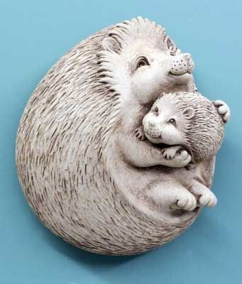 Huggable Hedgehog -- Carruth Studio: Waterville, OH
