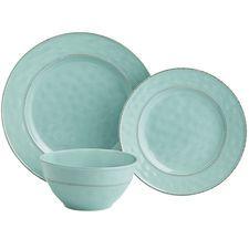 Martillo Sky Blue Dinnerware