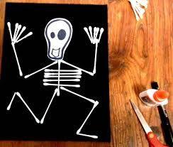 Qtip skeleton project for kids
