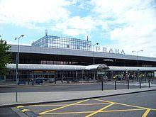 Prague Václav Havel Airport on Wikipedia
