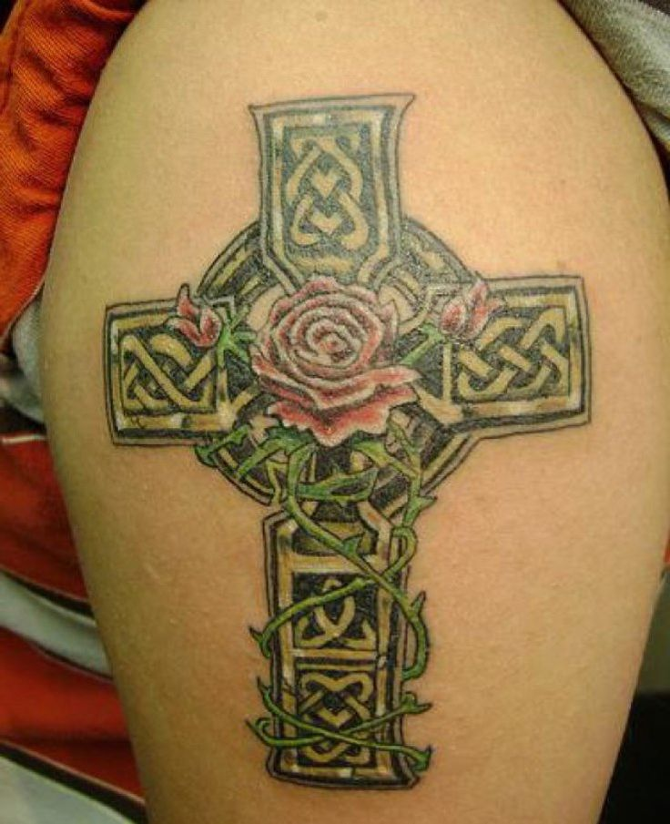 best 25 celtic cross tattoos ideas on pinterest celtic tattoo symbols celtic symbols and. Black Bedroom Furniture Sets. Home Design Ideas