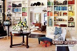 Интерьер домашней библиотеки. ОБУСТРАИВАЕМ УЮТНЫЙ ИНТЕРЬЕР ДОМАШНЕЙ БИБЛИОТЕКИ  Если вы ненасытный книголюб, то наверняка у вас имеется собственная коллекция книг. Большая она или маленькая, у каждой из книг должно быть свое место. Сегодня поговорим о том, как организовать стильную библиотеку у... http://energy-systems.ru/main-articles/architektura-i-dizain/7820-interer-domashney-biblioteki  #Архитектура_и_дизайн #Интерьер_домашней_библиотеки
