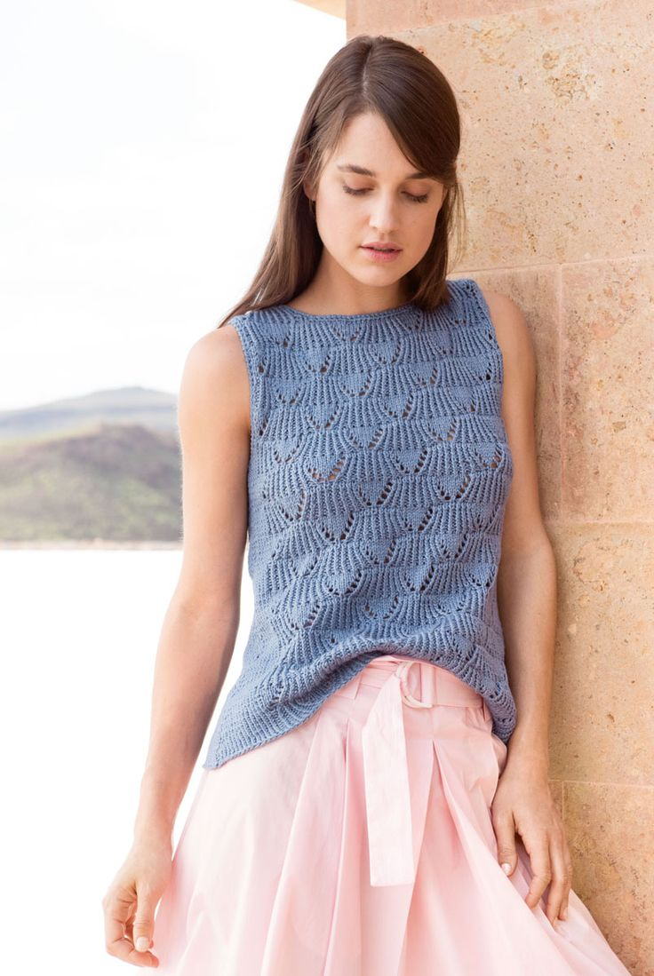 2794 best images about knit wit on pinterest see more ideas lana grossa top 365 cotone filati classici no 12 modell 6 filati bankloansurffo Images