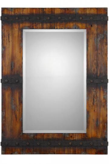 Stockley Mirror bathroom