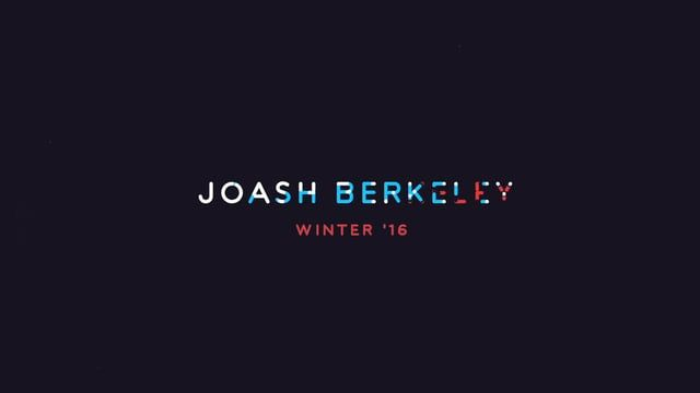 Visual Storyteller / Motion Designer based in Atlanta, Georgia. From Trinidad & Tobago. ----------------------------------------------- Motion Design reel for Winter 2016. All projects conceived and executed by Joash Berkeley. Music: Rioux - Phantasm ----------------------------------------------- Contact: Jberkeleystudio@gmail.com https://behance.net/joashberkeley https://www.facebook.com/JoashBerkeley ----------------------------------------------- Software: Maxon Cinema 4D ...