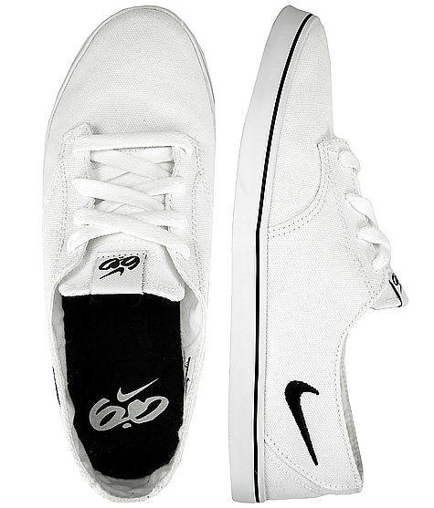 Adidas Plain White Shoes
