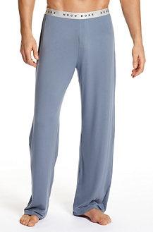 Male Sleep Fashion Lightweight Stretch Micro Modal Lounge Pant
