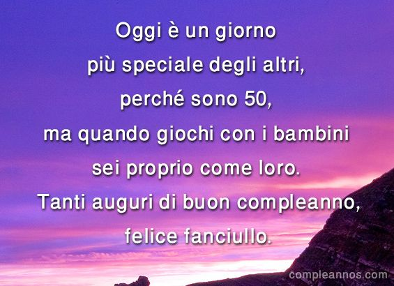 1000 images about auguri 50 anni on pinterest strada for Auguri per 25 anni di matrimonio dagli amici