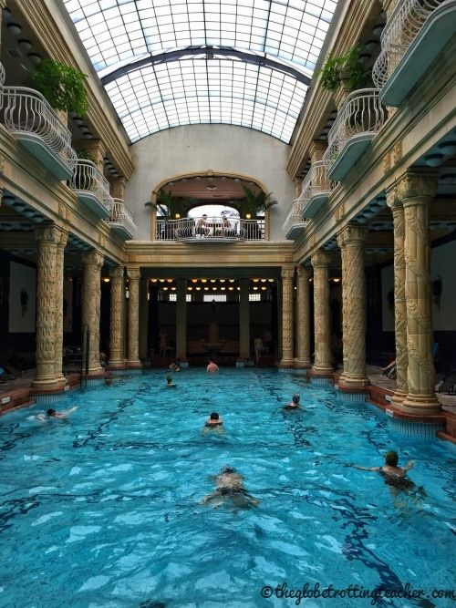 Budapest Gellert Spa