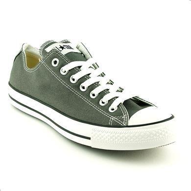 Converse Pantofi sport Converse gri inchis din canvas