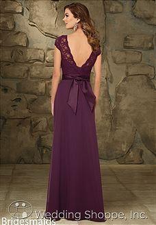 Bridesmaid Dresses Mori Lee 101 Bridesmaid Dress Image 1