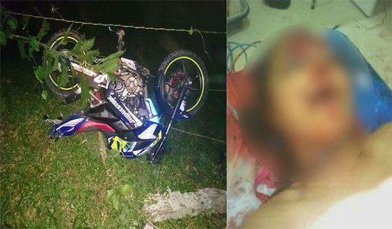 Grave accidente en San Jose del Fragua