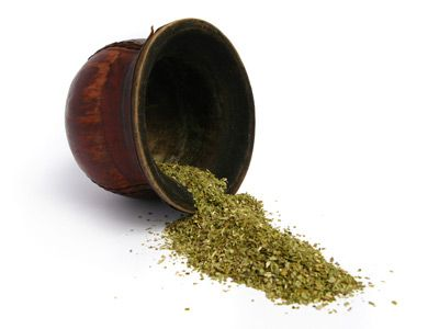 Yerba Mate Tea - chockfull of antioxidants & vitamins. It can help you lose fat because it contains the fat-fighting compound mateine, giving you a metabolism & energy boost. It is known as a cravings-killer & does not produce the caffeine-related crashes some people experience with coffee & can give you 3-4 hrs of stable, clean energy.