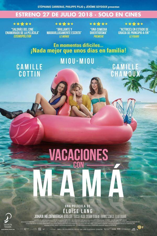 Ver Vacaciones Con Mama Pelicula Completa Online Descargar Vacaciones Con Mama Pelicula Completa En Espa Peliculas Completas Ver Peliculas Completas Peliculas