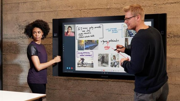 Surface Hub 2 is actively in the works Microsoft teases  Microsoft has straight-up confirmed to Thurrott that its working on a successor to the Surface Hub digital whiteboard released back in 2016 presumably known as Surface Hub 2.  A would-be Surface Hub 2 has been the subject of rumors and speculation for sometime known internally at Microsoft as Aruba Thurrott reports. According to the outlet the firm plans to formally announce the new digital whiteboard in the first half of this year  so…