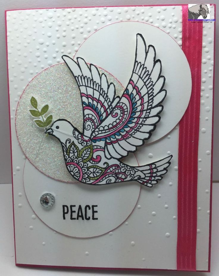 94 best cards su dove of peace images on pinterest christmas dove peace outside 1 watermarked m4hsunfo Images